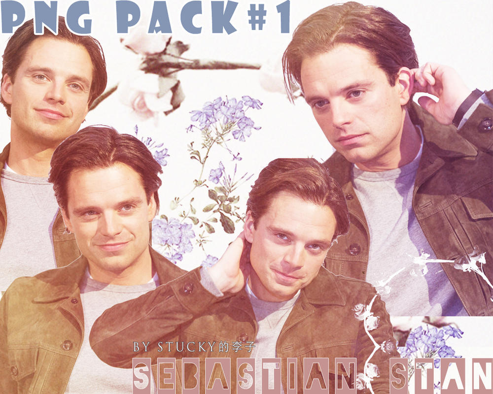 Sebastian Stan Png Pack#1 By colinzoe by colinzoe