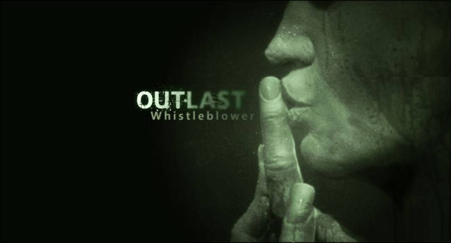 Outlast Whistleblower DLC Gif