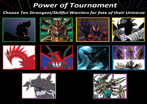 Tournament of Power 2 - The Avatars of Darkness