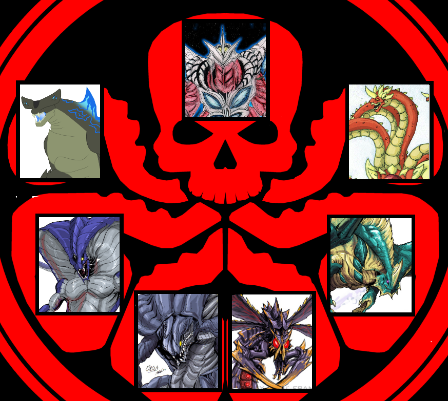 The Order Of Hydra Heads Meme By Kahnac