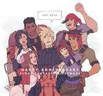 Final Fantasy VII Remake 1st year Anniversary
