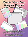 CYO Species Packet