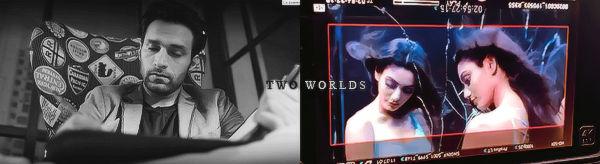 Two worlds - RishixLavanya