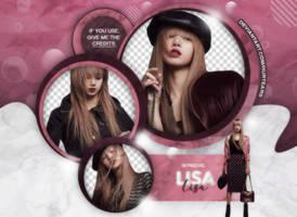 PNG PACK: Lisa (BLACKPINK) #02 by hurtears