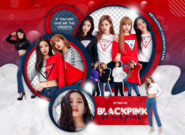PNG PACK: BLACKPINK #01 by hurtears on DeviantArt