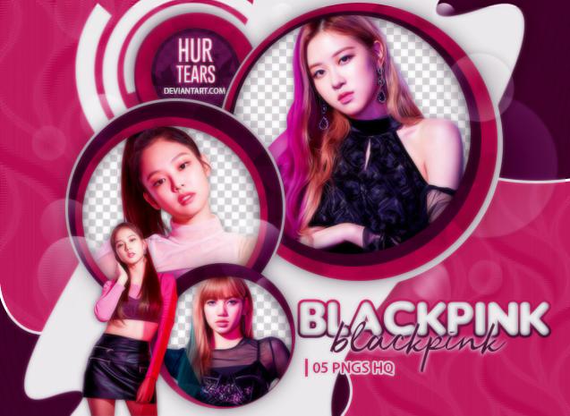 PNG PACK: BLACKPINK #02 by hurtears on DeviantArt
