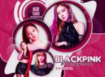 PNG PACK: BLACKPINK #02