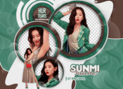 PNG PACK: SUNMI #01 by hurtears