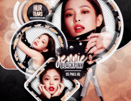 PNG PACK: JENNIE (BLACKPINK) #02 by hurtears