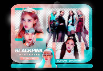 PNG PACK: BLACKPINK #04 by hurtears