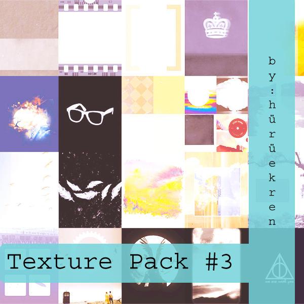 Texture Pack #3 by huruekrn-ackles