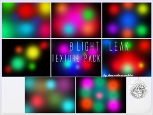 Light Leak Textures