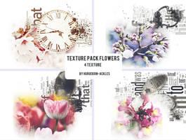 Texture Pack Flowers #1 by huruekrn-ackles