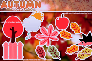 Autumn Elements by Yahi-m