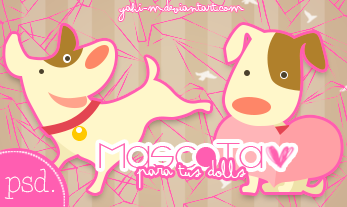 Mascota PSD~ by Yahi-m