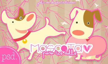 Mascota PSD~