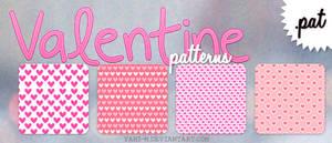 Valentine Patterns~