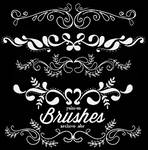Brushes   Ornaments   Photoshop ABR