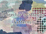 23 Free Dithering patterns Ver 2 (PAT + PNGs) by DFdirector