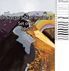 Utah Brushes set 3 (CS5+) by DFdirector