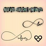 Nuevos brushes infinite love