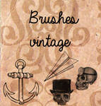 Nuevos Brush Vintage