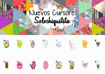 Cursores {Sorpresita 6/20} by solochiquitita