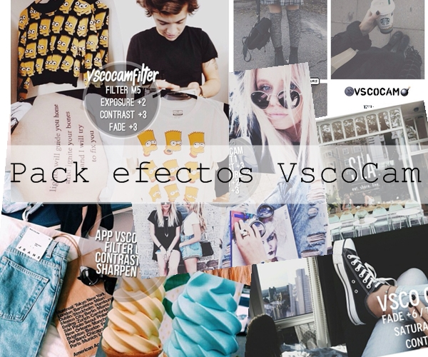 Pack Vscocam by solochiquitita