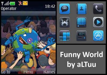 Funny World by aLTuu