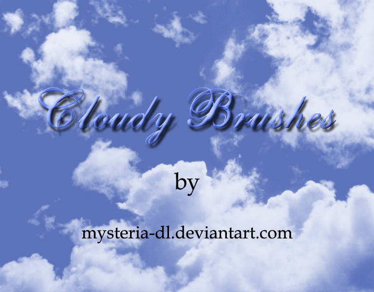 Cloudy Brushes