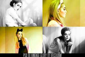 Psd 06 Vintage Glory by kristiqnm
