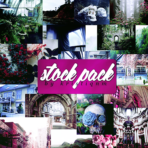 Kristiqnm's Stock Pack by kristiqnm
