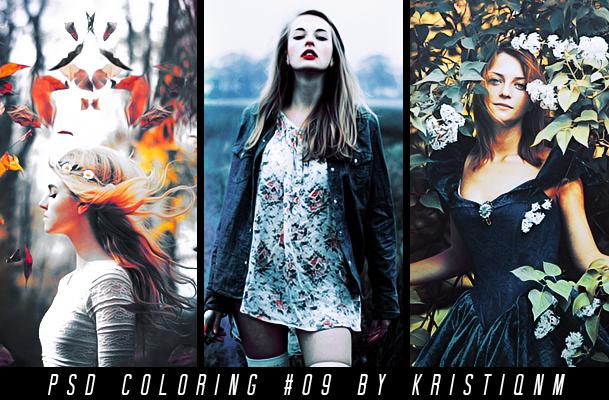 autumn PSD #09 by kristiqnm