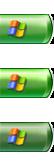 Windows XP Metallic Start Orb by kippy-kip