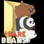 We Bare Bears Folder Icon