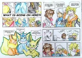 Pokemon GO TF by FezMangaka