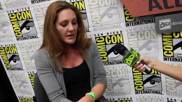 Comic-Con:Rachel Robinson