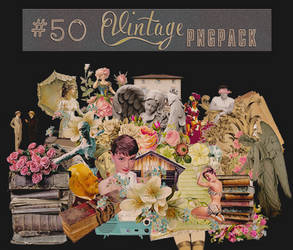 Vintage Pngpack ll #50