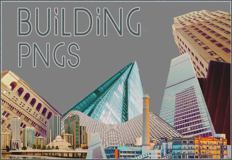 Building Pngs