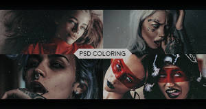 Psd Coloring #3