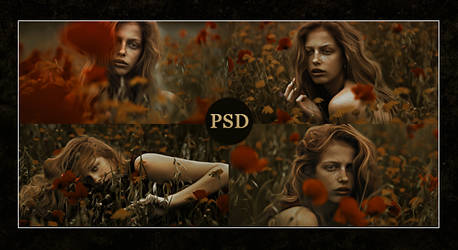 Psd Coloring #14 by LilithDemoness