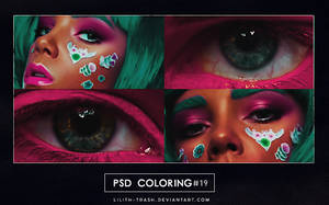 Psd Coloring #19 by LilithDemoness