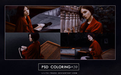Psd Coloring #20 by LilithDemoness