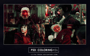 Psd Coloring #24