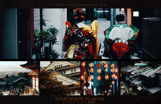 Somewhere In Japan ( Stock Pack ) #100
