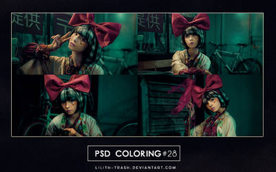 Psd Coloring #28 by LilithDemoness