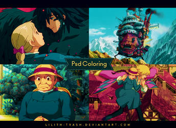 Psd Coloring #39 by LilithDemoness