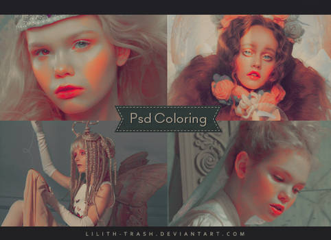 Psd Coloring #40