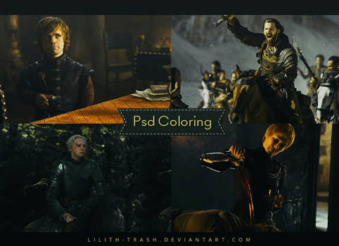 Psd Coloring #41