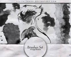 Grunge Brushes #28